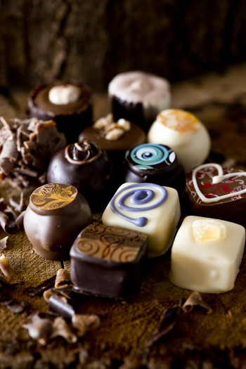 Classic Selection of handmade chocolates - Box of 12