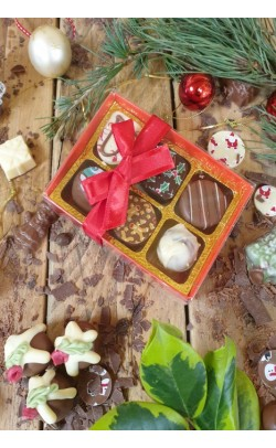 Christmas Truffles - Box of 6