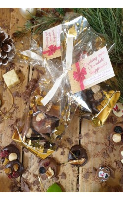 Fruit and Nut Florentines