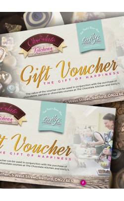 Emily's Classes & Courses Gift Voucher