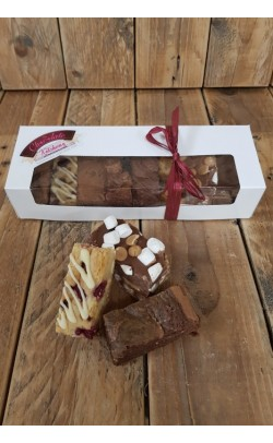 Taster Box of Brownies