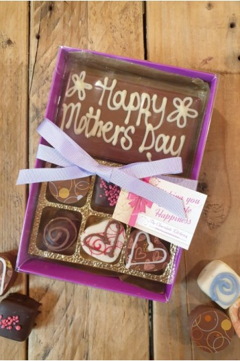 Happy Mothers Day Truffles - Box of 6