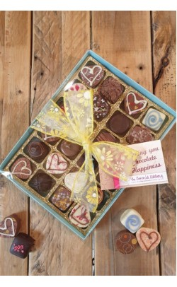Spring Chocolates Selection - Box of 24