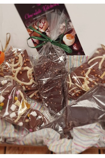 Chocolate shards selection box